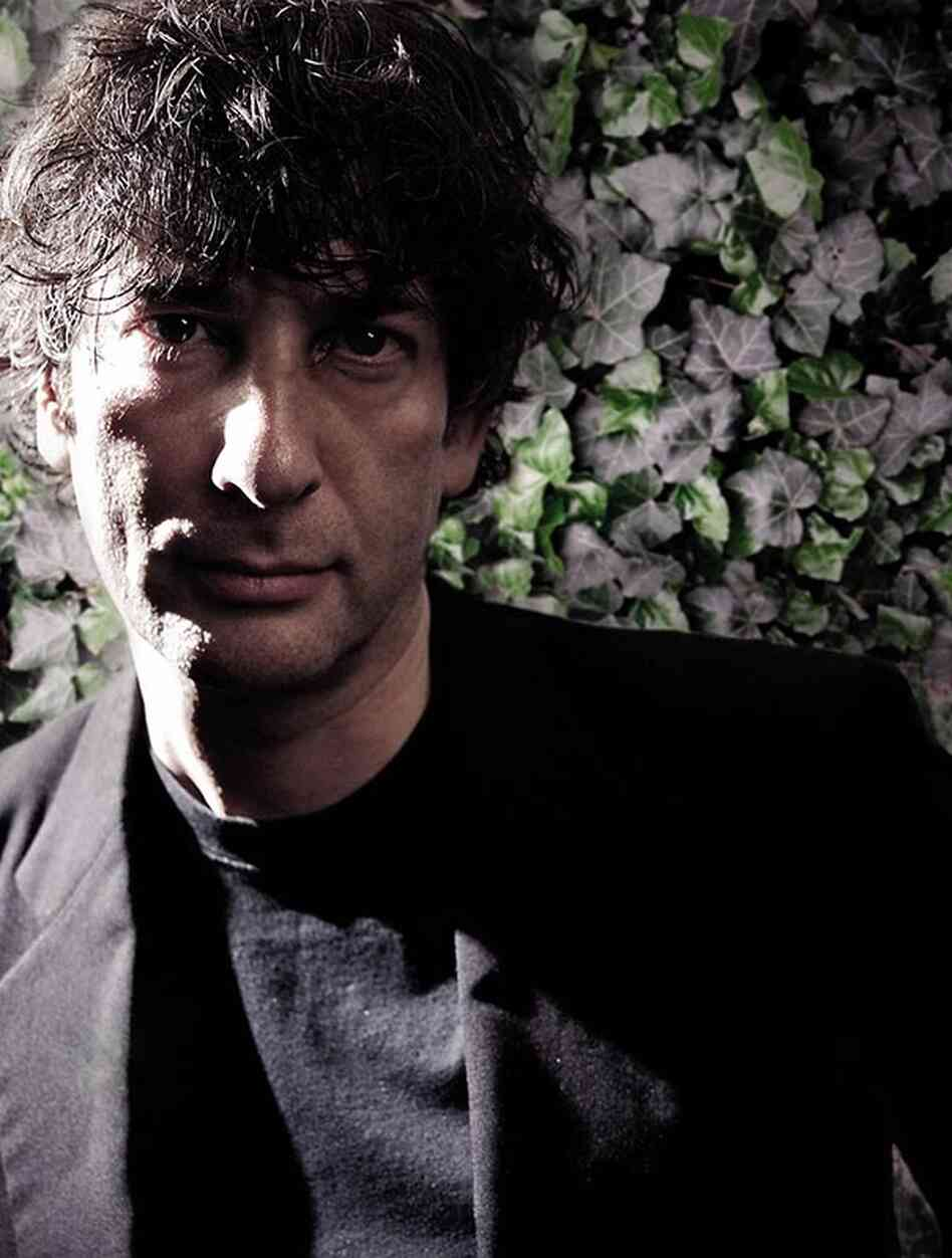 Neil Gaiman has written adult fantasy novels, children's boo