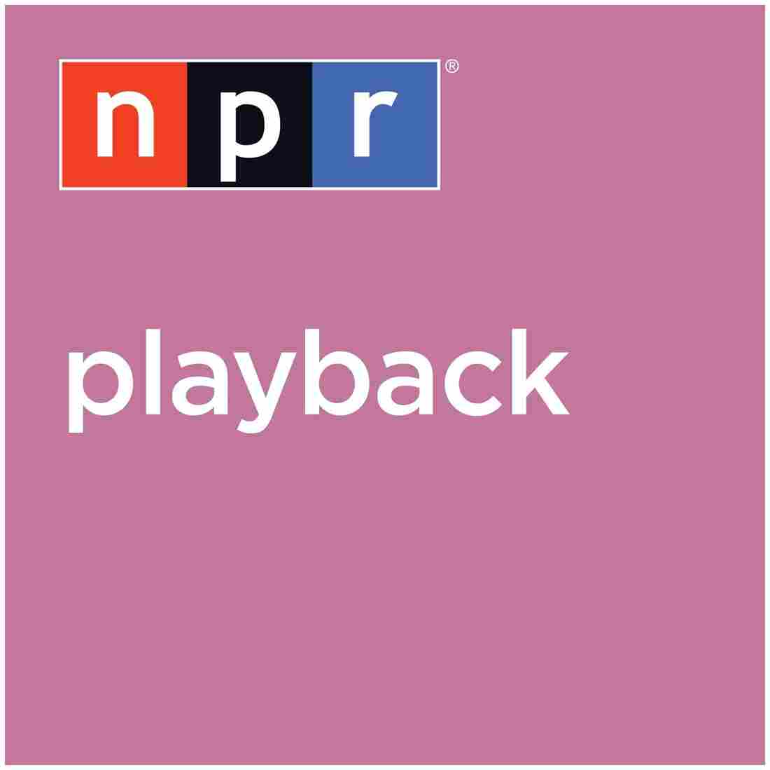 Playback podcast icon.