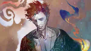 The Sandman: Overture explores the back story of the central character, Orpheus, to explain how he wound up in captivity at the start of The Sandman.