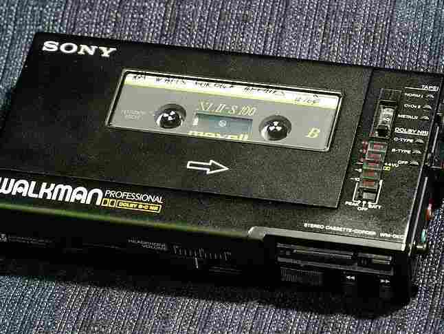 "Have you seen this Sony Pro Walkman cassette machine? ""I never got it back,"" says Peter Breslow, who maintains that it was ""swiped by one of the Yak herders who were helping to transport our loads."""