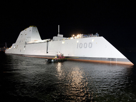 Capt. James Kirk To Command Navy's New 'Stealth Destroyer'