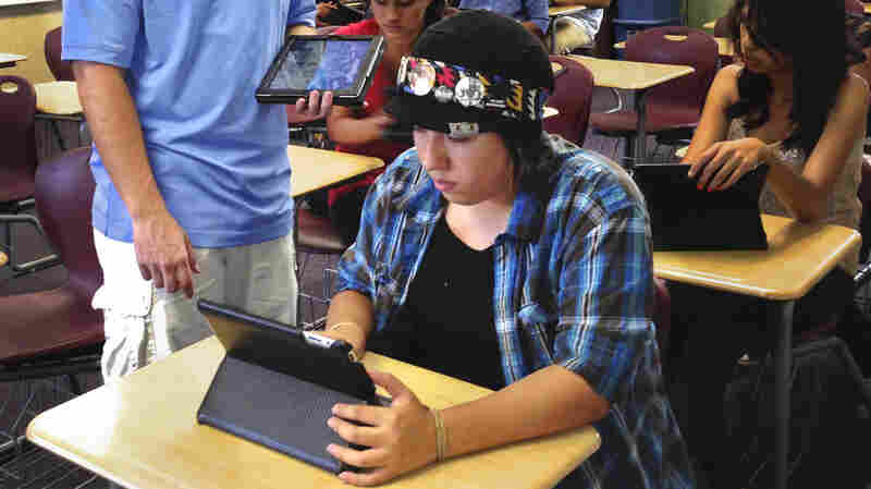 For The Tablet Generation, A Lesson In Digital Citizenship