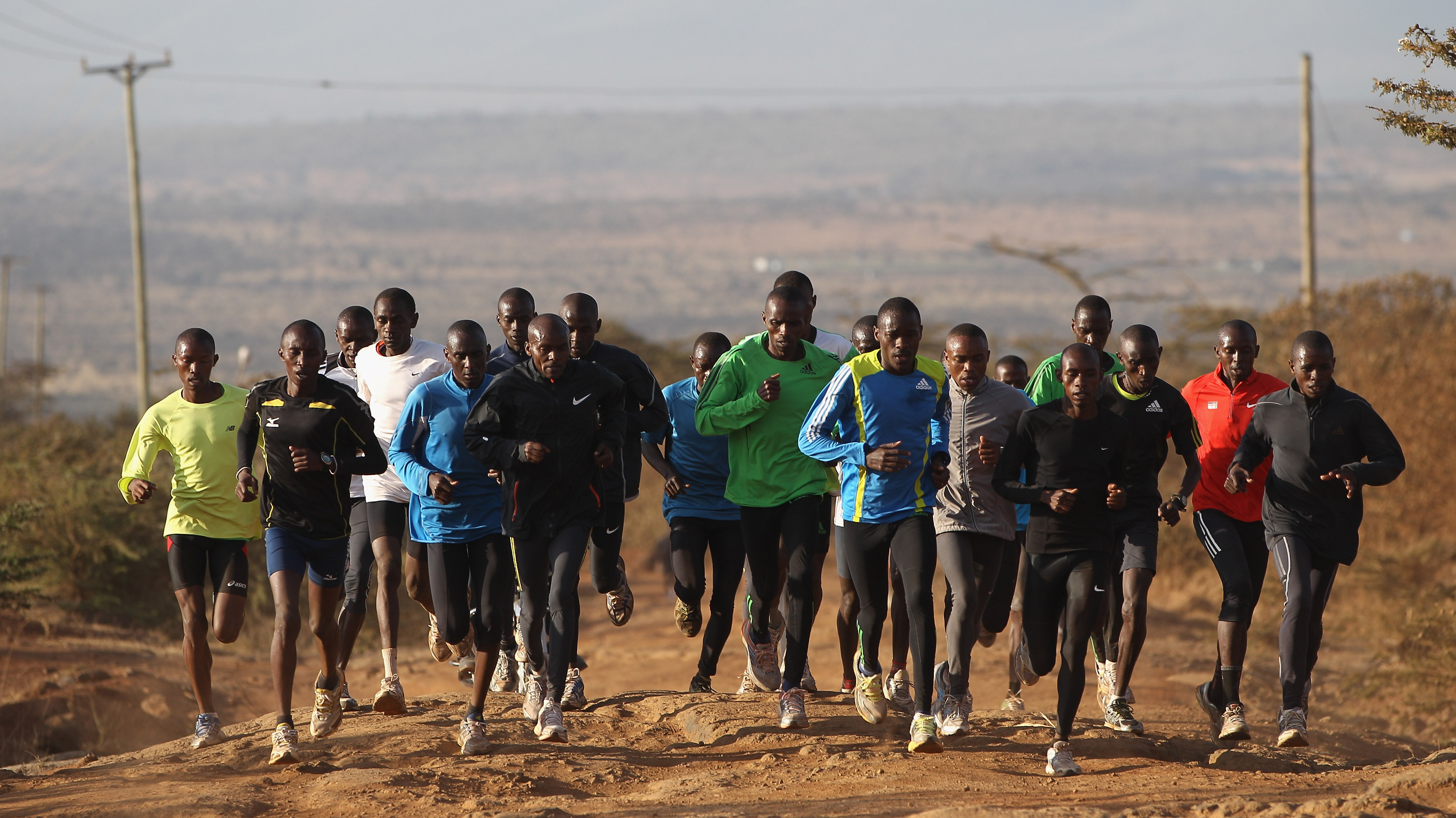 How One Kenyan Tribe Produces The World's Best Runners