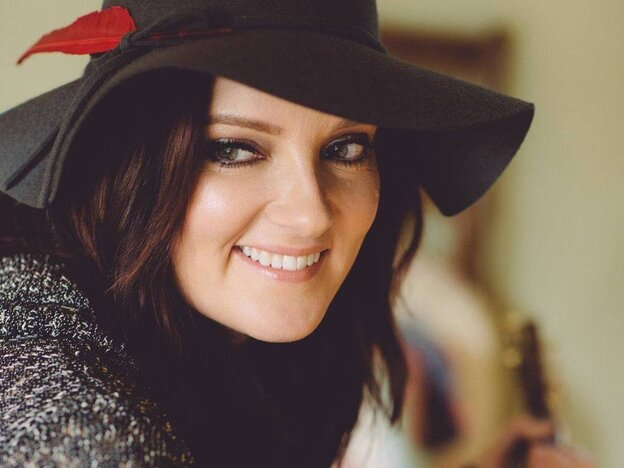 Brandy Clark's new album is titled 12 Stories.