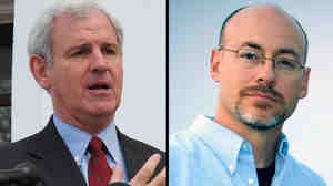 Republican candidates Bradley Byrne and Dean Young are running in a special runoff election Tuesday to fill Alabama's 1st congressional district seat.