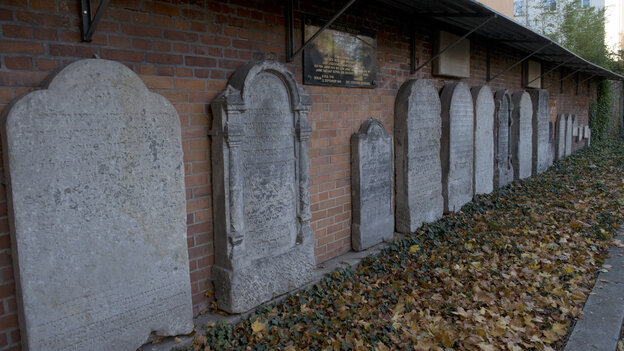 Dating to the 17th century, this Jewish cemetery may be the final resting place of Heinrich Mueller, the head of Adolf Hitler's Gestapo. A German historian says he has traced Mueller to the cemetery.