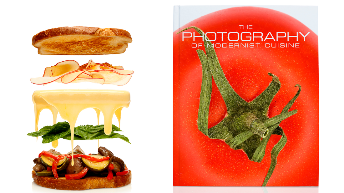 Want to levitate a grilled ham and cheese in your next Instagram snapshot? The team at The Cooking Lab divulges their photo tricks in their new book.