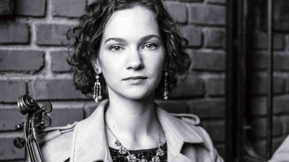 In 27 Pieces: The Hilary Hahn Encores comes out Nov. 11.