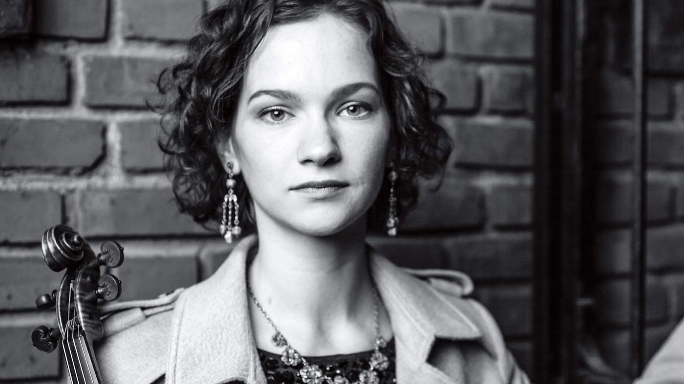 First Listen: Hilary Hahn, 'In 27 Pieces: The Hilary Hahn ... Hilary Hahn