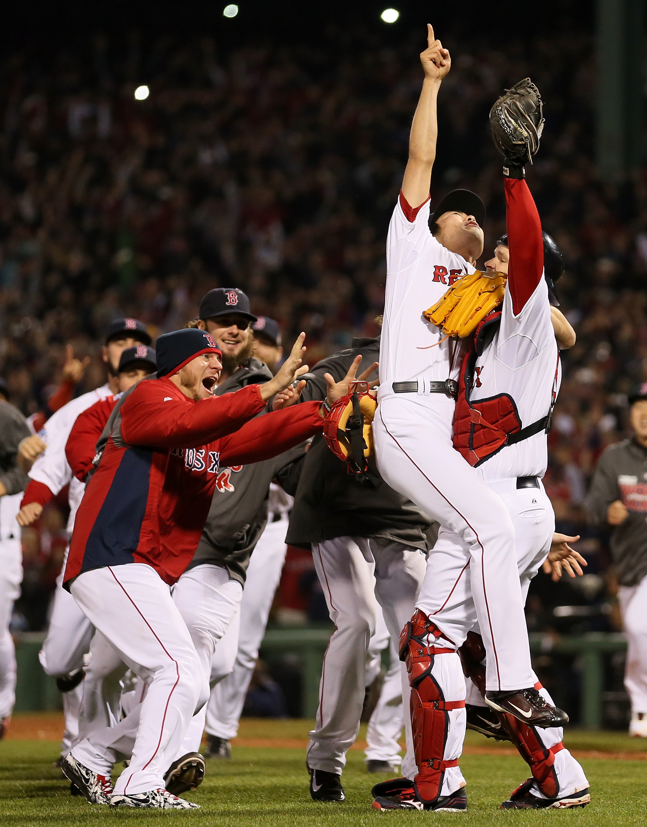 Big Papi, Worst-To-First, 1918: Your World Series Must-Knows
