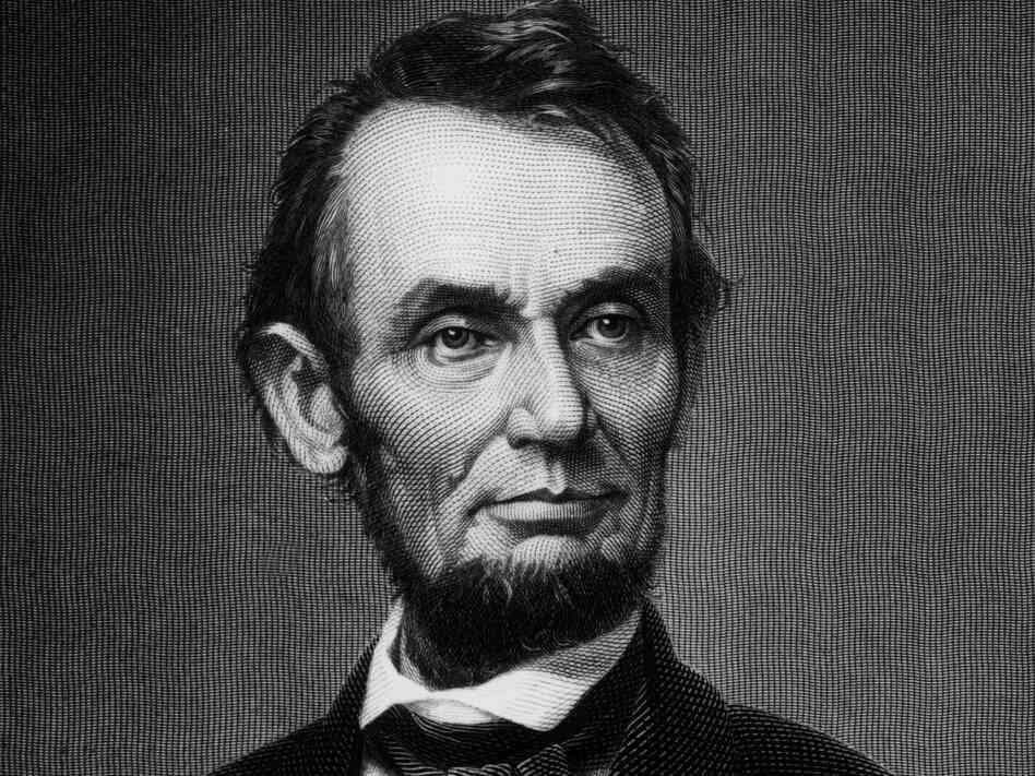 Lincoln S 272 Words A Model Of Brevity For Modern Times Npr