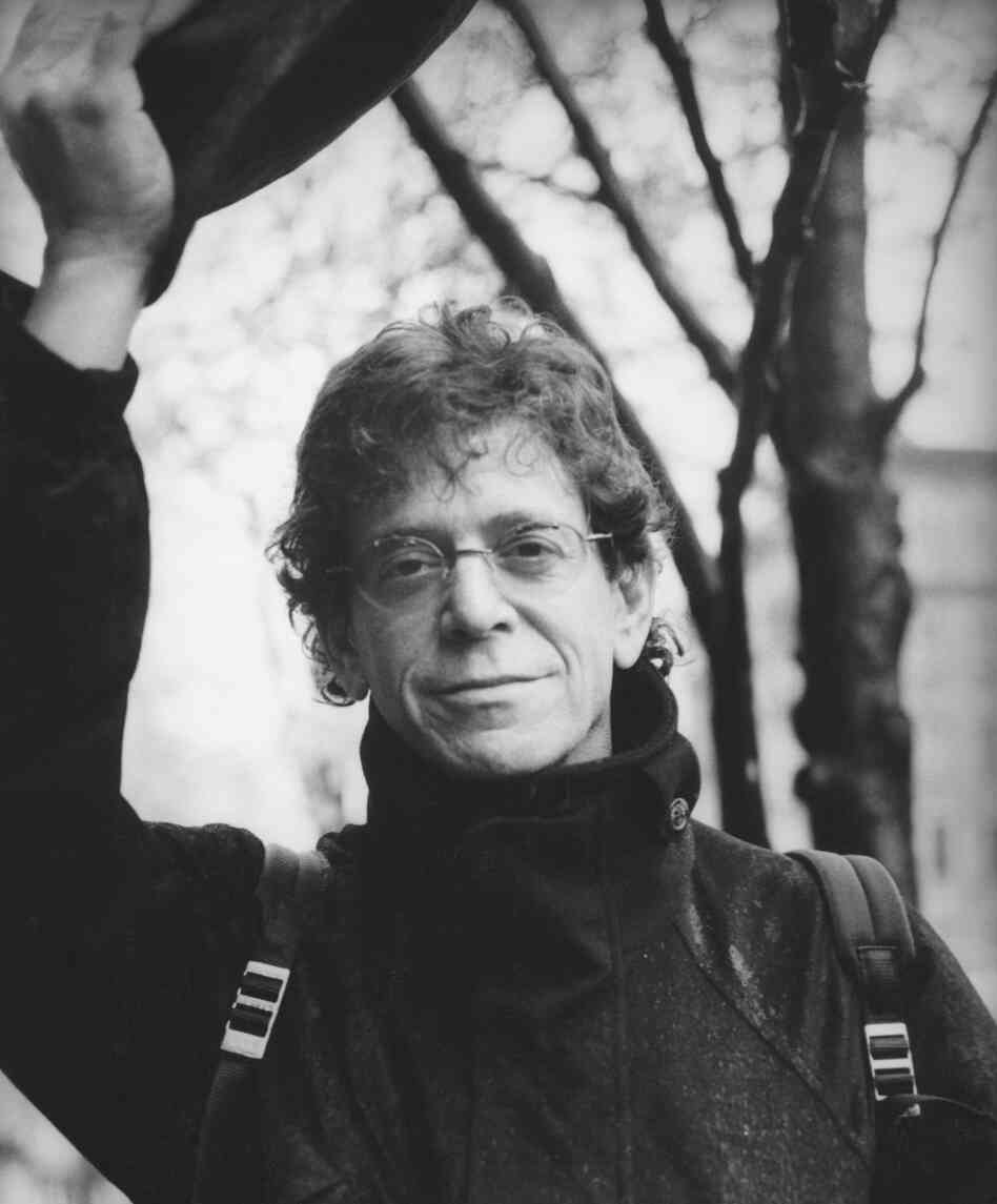 Lou Reed Tipping Hat, 1997
