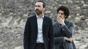 Broken Bells — James Mercer (left) and Brian Burton (a.k.a. Danger Mouse) — are back with a new album. After The Disco is due out in January.
