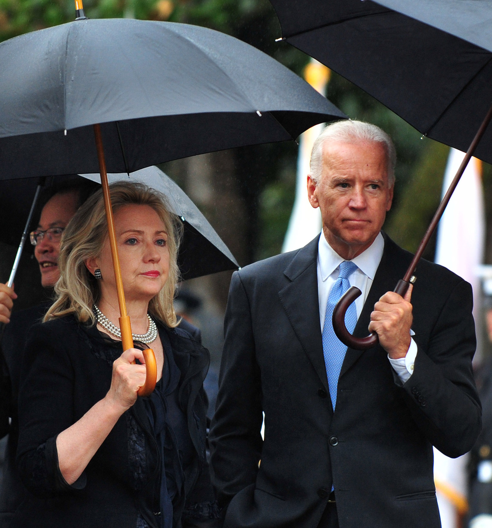 Obama Aides Considered A Clinton-For-Biden Switch, Book Says
