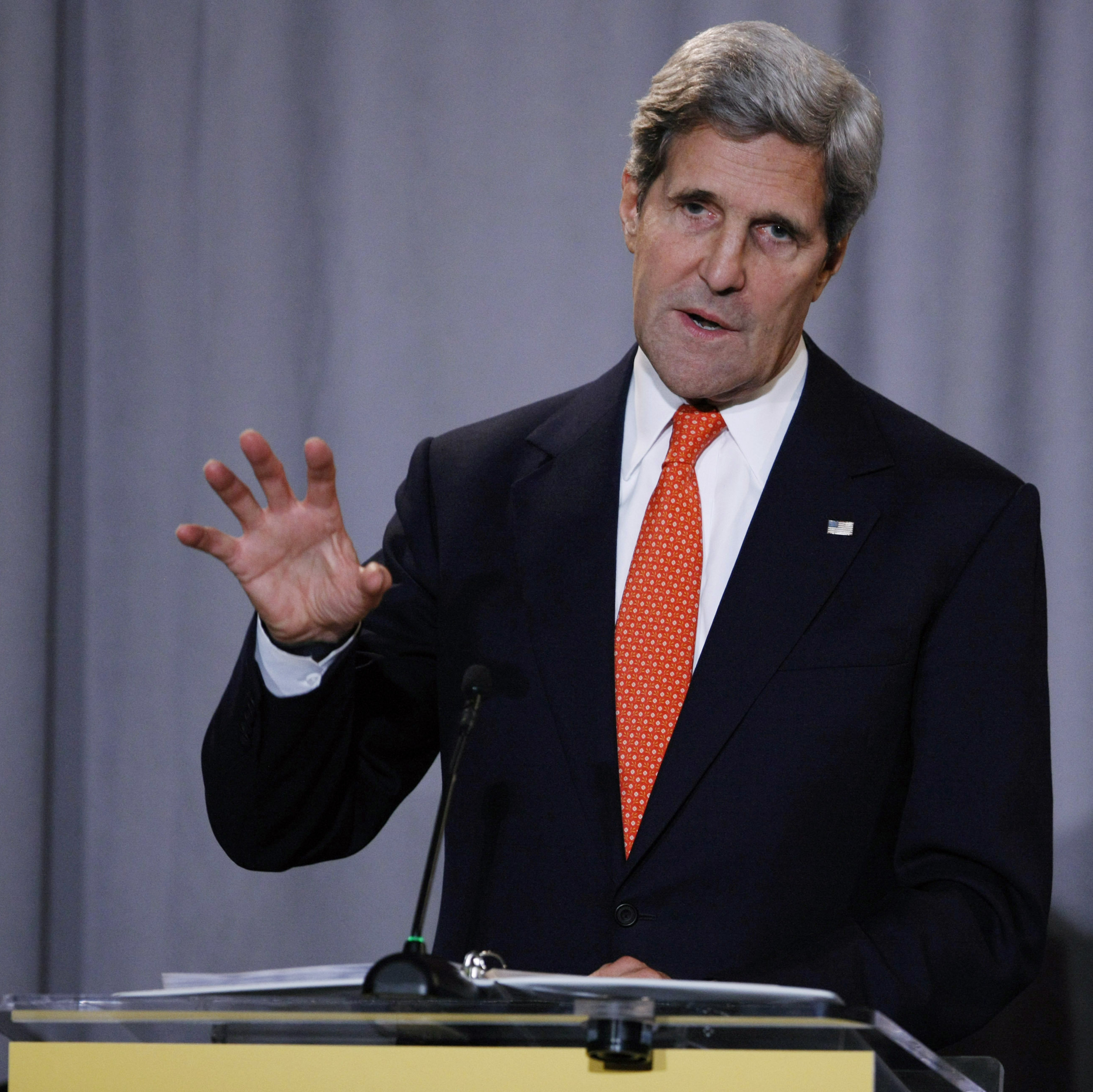 U.S. Spying Efforts Sometimes 'Reached Too Far,' Kerry Says