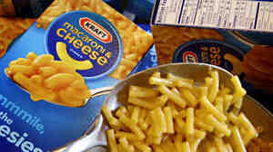Some Kraft Macaroni and Cheese will no longer be so ... orange.