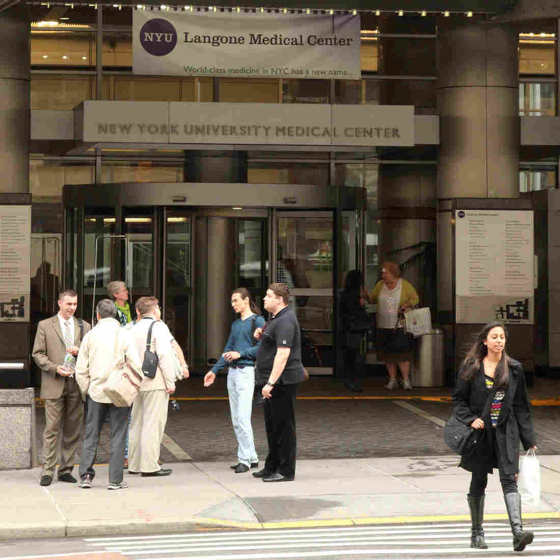 New York University's Langone Medical Center in New York City is considered in-network for relatively few of the health plans offered in the state marketplace.