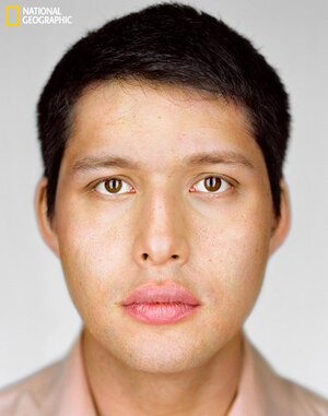 Alex Sugiura was featured, along with his brother and other mixed-race Americans, in the 125th anniversary issue of National Geographic Magazine in October. The brothers are of Japanese and Eastern European descent, but people often mistake Alex for Hispanic.