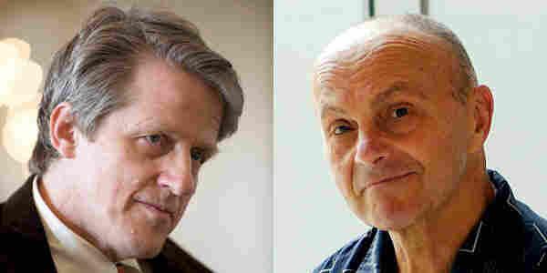 Robert Shiller and Eugene Fama