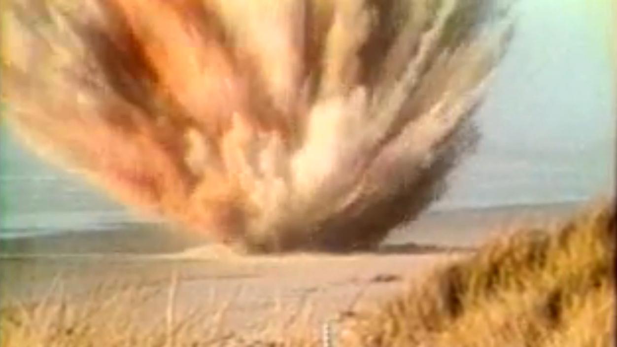 Man Behind Oregon's Famous Exploding Whale Dies