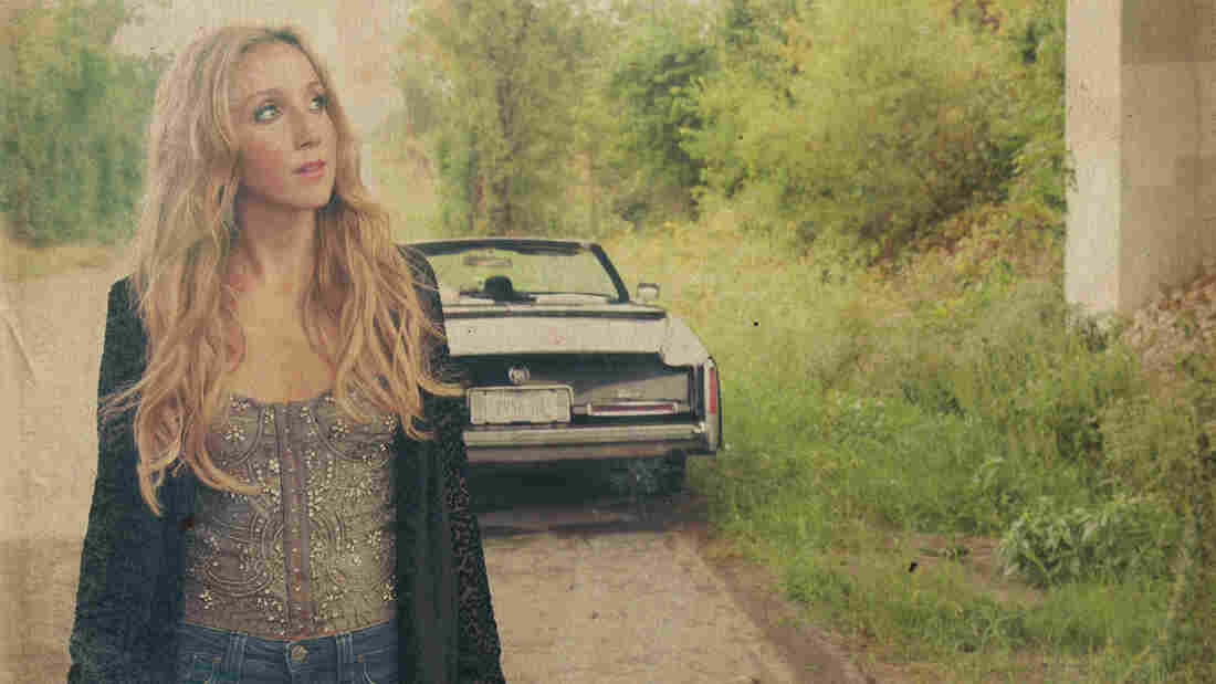 Ashley Monroe's latest album is Like a Rose.