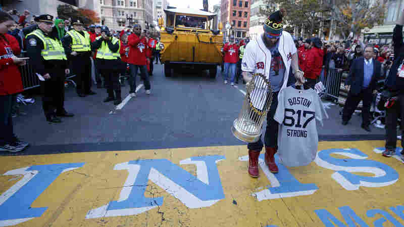 The One Moment You Should Watch From The Red Sox Parade