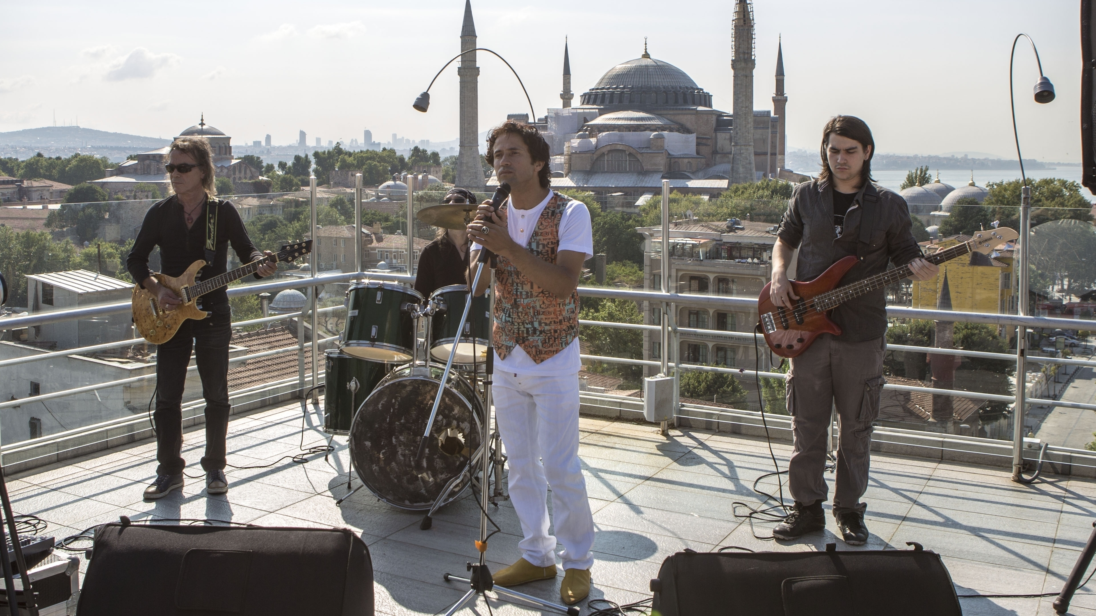 Turkey's 'Rockin' Imam' Inspires Youth, Tests Boundaries