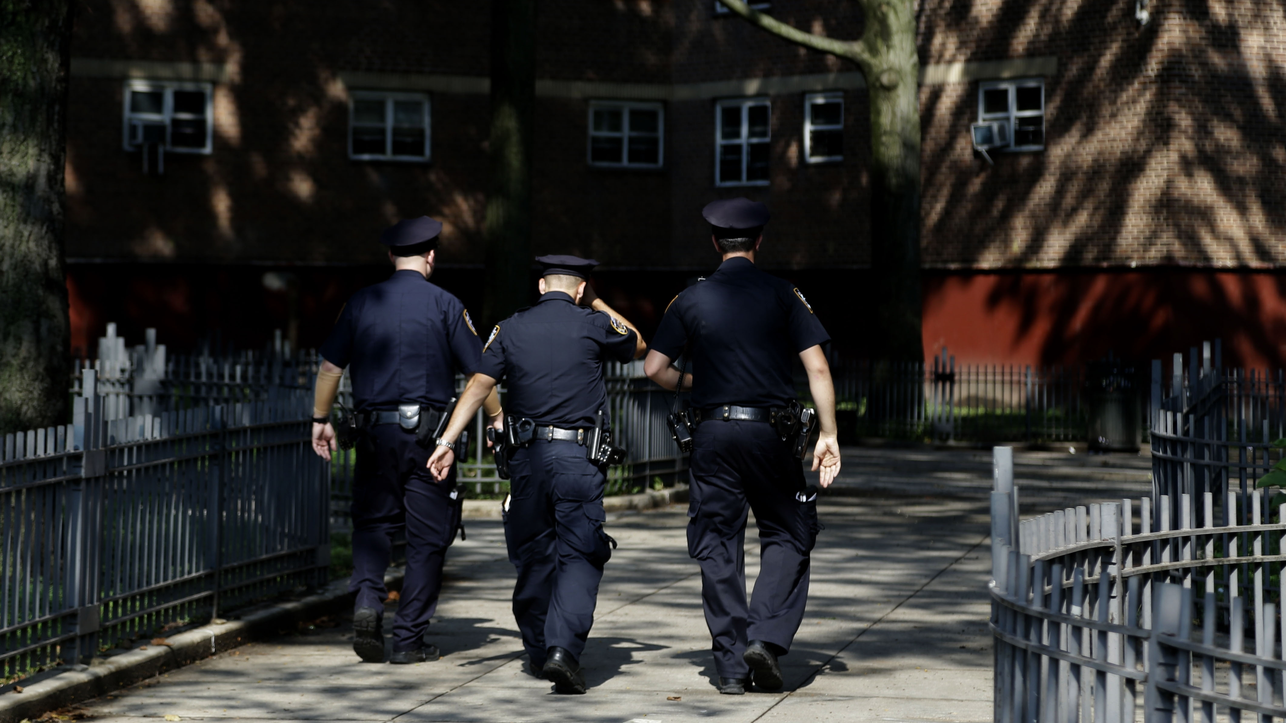 N.Y. Stop-And-Frisk Reforms On Hold For New Year, New Mayor