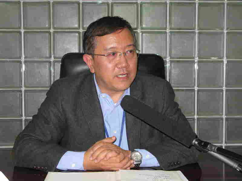 Wu Ji, director general of the China National Space Science Center, says he's excited that his organization now has the funding and the mandate to pursue more purely scientific space projects. But he expresses disappointment at the difficulty of cooperating with colleagues at NASA.