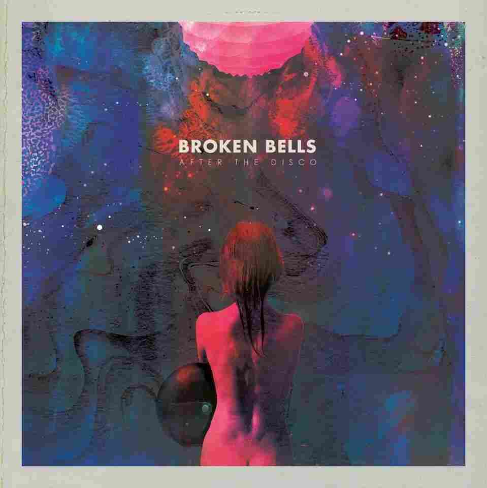 Cover art for the new Broken Bells record, After The Disco.