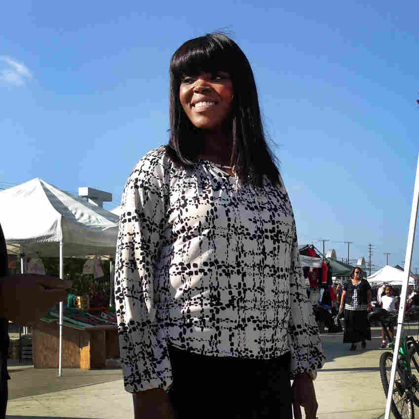 Mayor Aja Brown of Compton, Calif., has big plans to turn the city around.