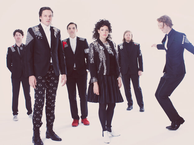 Arcade Fire's new album, Reflektor, was the target of mercilessly negative reviews. But did any of them change the way people feel about the band and its music?