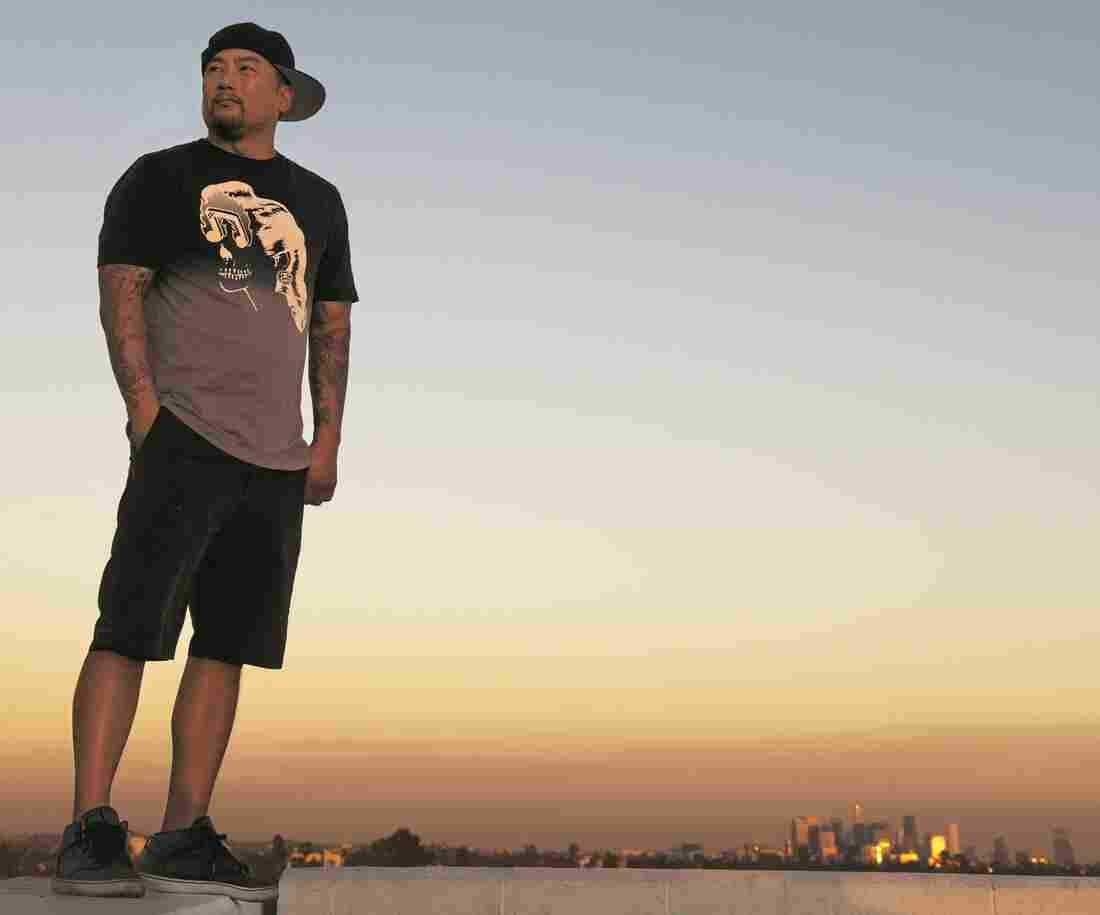 """Five years ago, chef Roy Choi and a partner launched Kogi and ushered in a food truck """"new wave"""" in Los Angeles. He tells his story in his new book, L.A.Son: My Life, My City, My Food."""