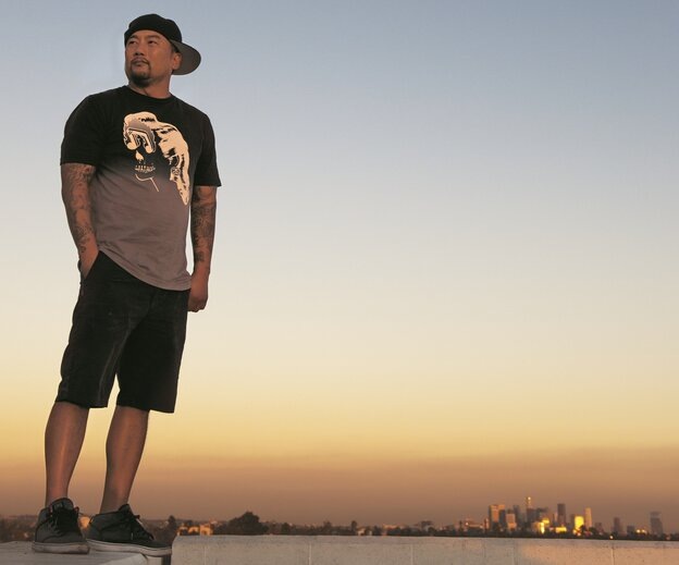 "Five years ago, chef Roy Choi and a partner launched Kogi and ushered in a food truck ""new wave"" in Los Angeles. He tells his story in his new book, L.A.Son: My Life, My City, My Food."