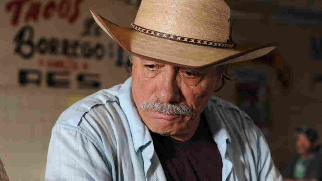 In Go for Sisters, former cop Freddy Suarez (Edward James Olmos) agrees to help a parole officer track down her wayward son along the U.S./Mexico border.