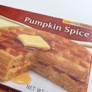 "Something about Pumpkin Spice flavor just says ""Fall."" Often, ""Fall (into despair)."""