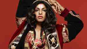 M.I.A.'s fourth album, Matangi, is out now.