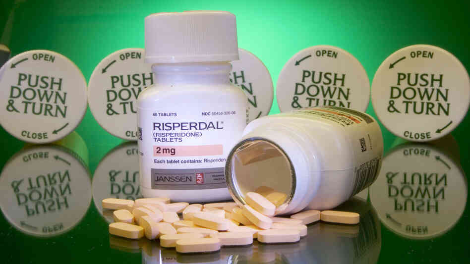 The schizophrenia drug Risperdal was at the heart of government investigations into improper marketing that stretched back more than a decade.