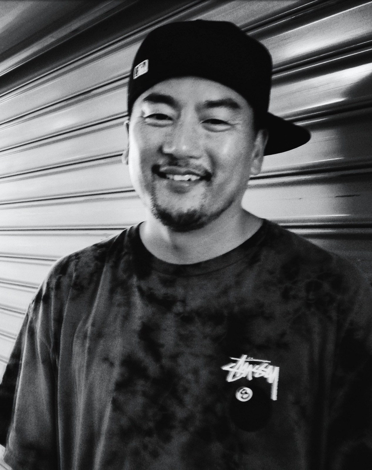 Chef Roy Choi was raised in Los Angeles, California. He attended the Culinary Institute of America in New York.