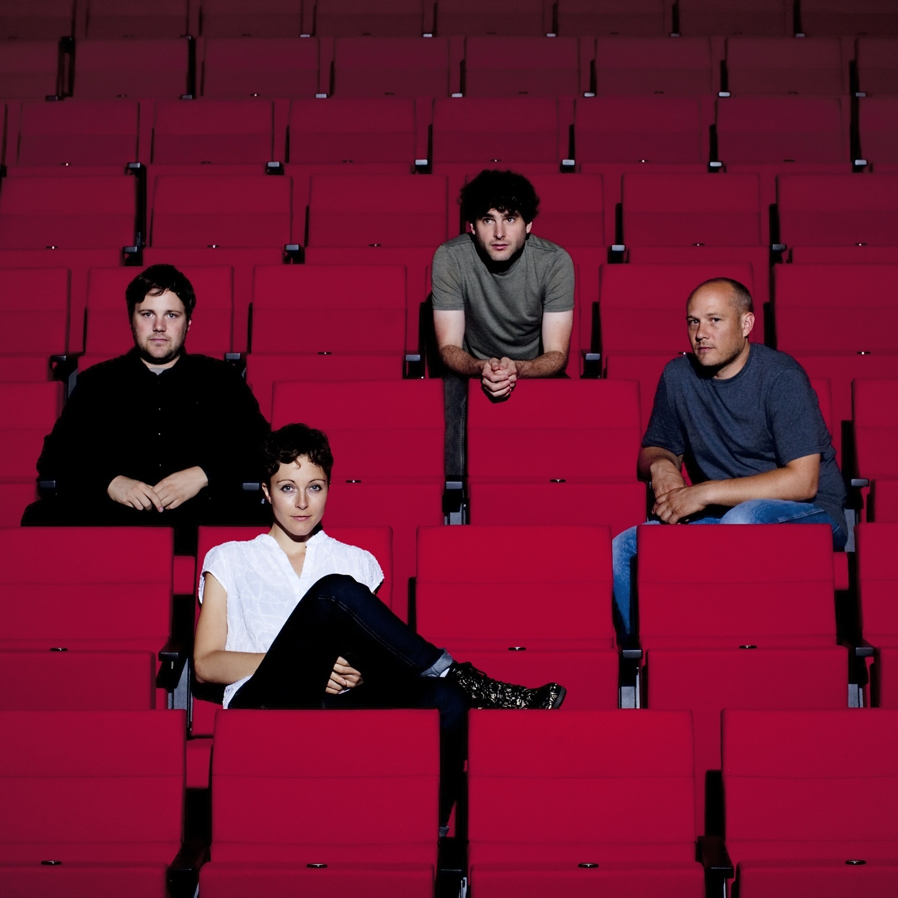 Hear the Minneapolis-based electro-pop group Polica webcast live in concert, from the 9:30 Club in Washington, D.C.