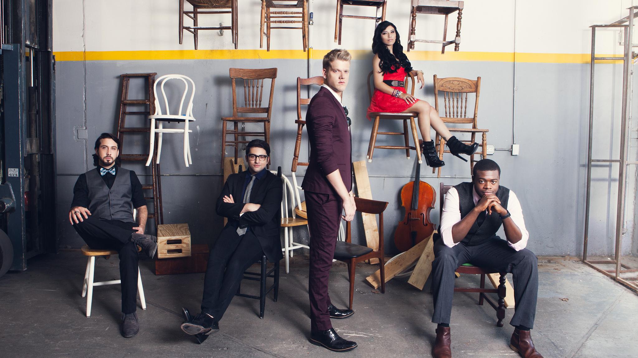 Andrea Echeverri: No Instruments? For Pentatonix, It's No Problem : NPR