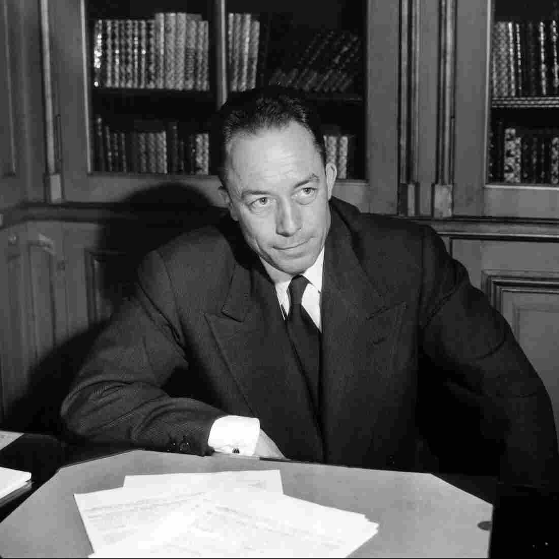 Camus' Stance On Algeria Still Stokes Debate In France