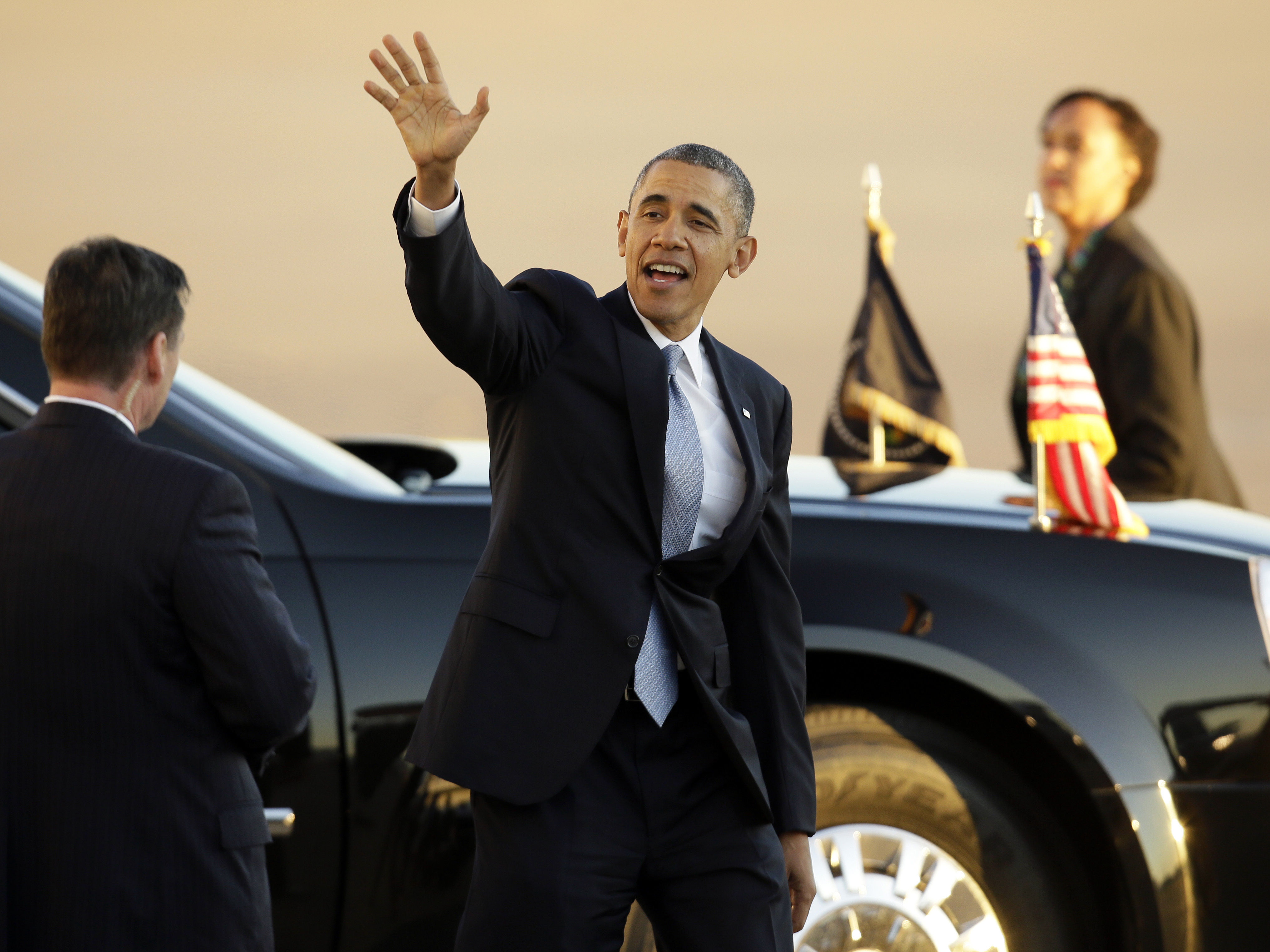With Three Years Left To Go, Obama Remains On Defense