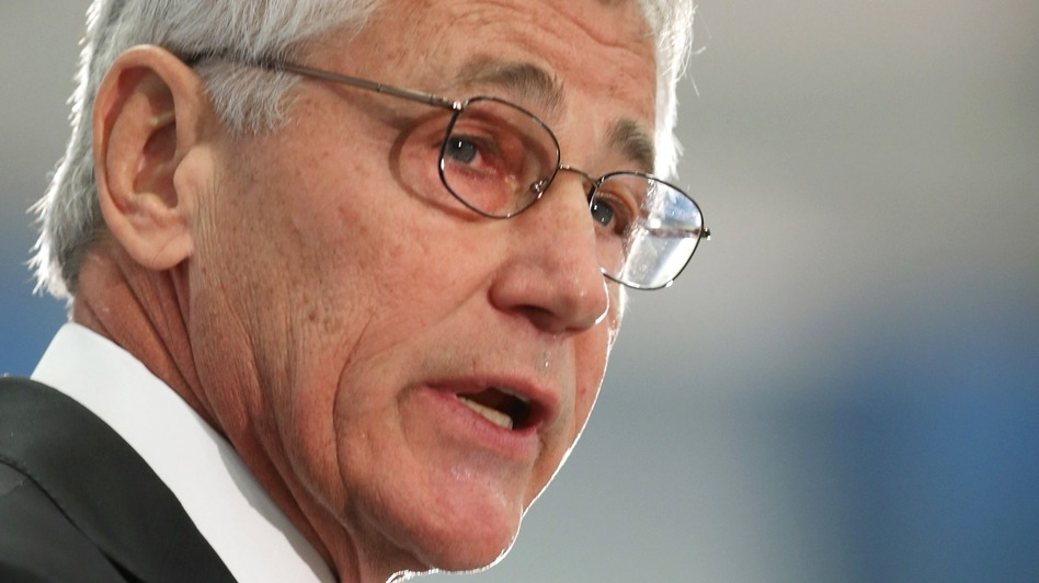 Defense Secretary Chuck Hagel. (Getty Images)