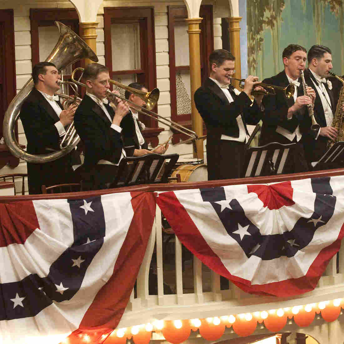 The Man Behind The 'Boardwalk Empire' Big Band