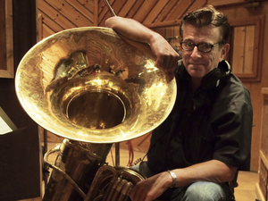 Vince Giordano has been obsessed with 1920s and '30s jazz since he first heard it on his grandparents' Victrola.