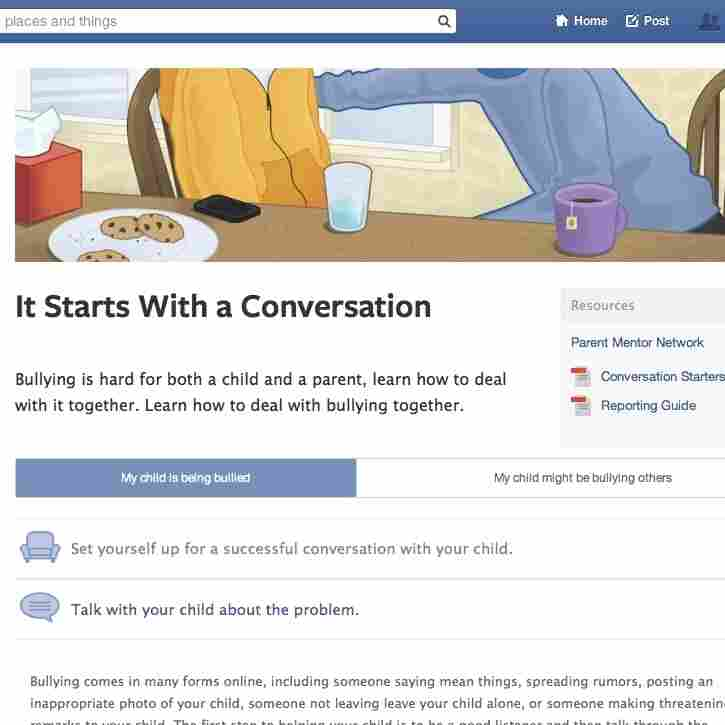 On Wednesday, Facebook released a digital resource center to expand its efforts against online harassment.