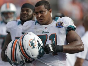Jonathan Martin would have been the first fourth-generation African-American Harvard student ever, had he not opted to go to Stanford instead. Teammates and his high school coach said that other players had trouble relating to him because of his background.