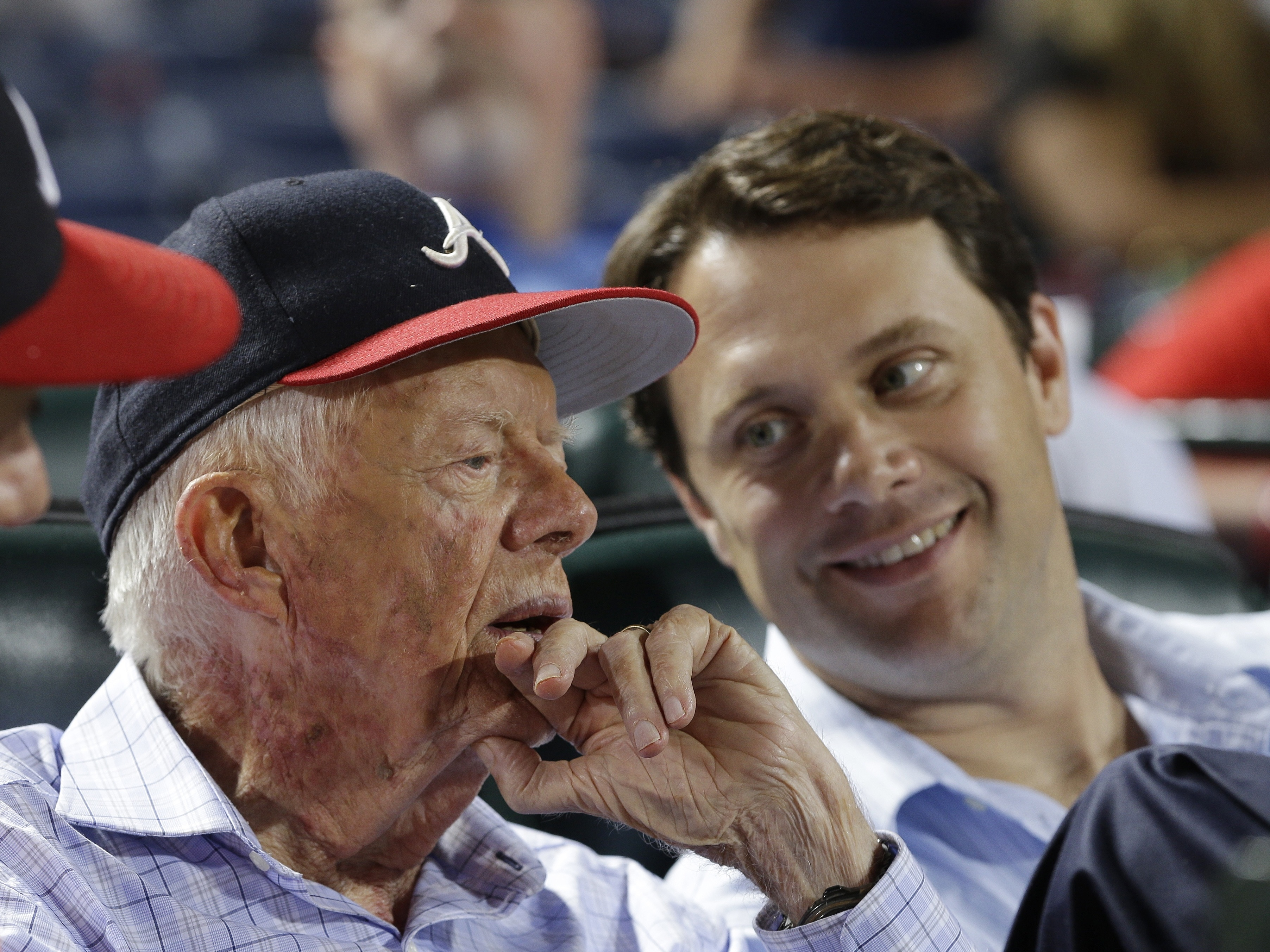 All In The Family Jimmy Carter S Grandson Runs For Governor It S All Politics Npr