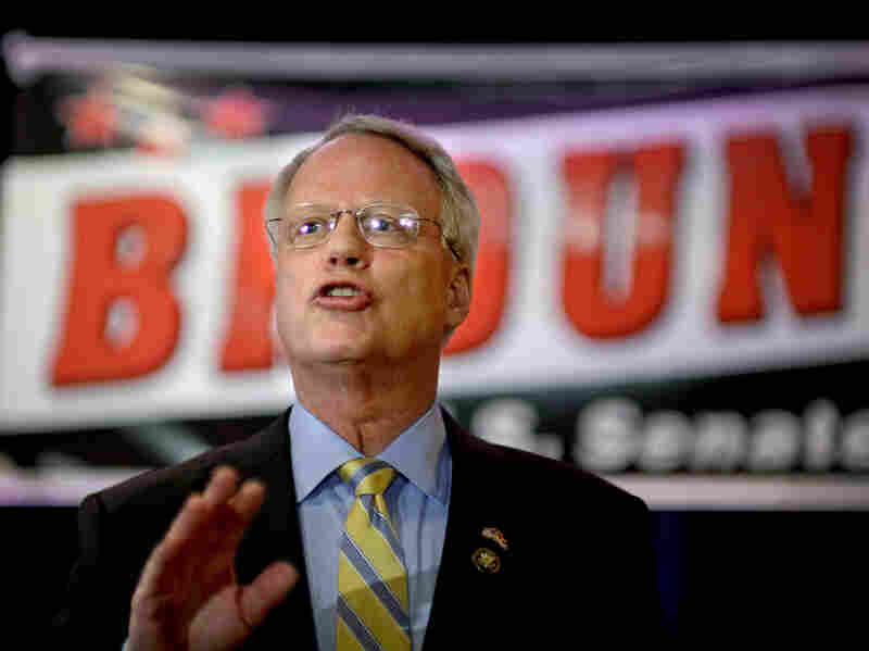 Rep. Paul Broun, R-Ga., announces his plans to run for the U.S. Senate in February. A new AFL-CIO ad features a comment made by Broun regarding illegal immigrants.